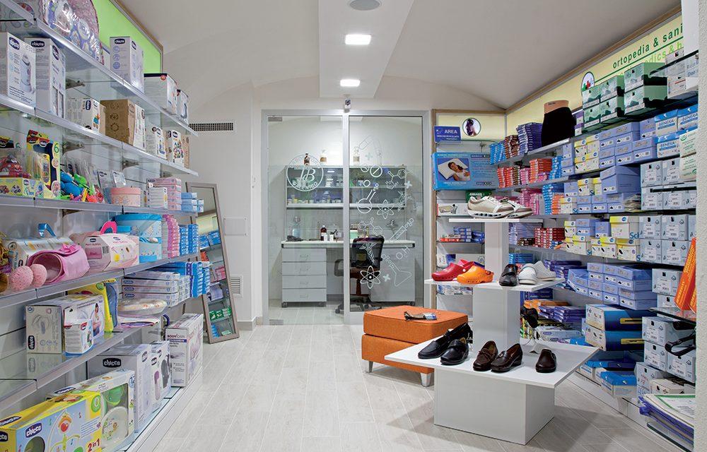 Farmacia e ortopedia in uno stesso locale quesito for Negozi arredamenti napoli