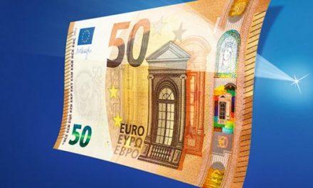 Le nuove banconote da cinquanta  euro