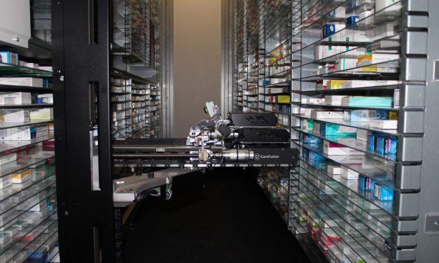 Un magazzino separato (ma non troppo) dal locale farmacia – QUESITO