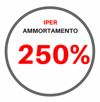 Anche alcuni costi accessori nell'iper  ammortamento del 250%