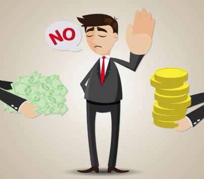 Finisce l`epoca degli stipendi in contanti