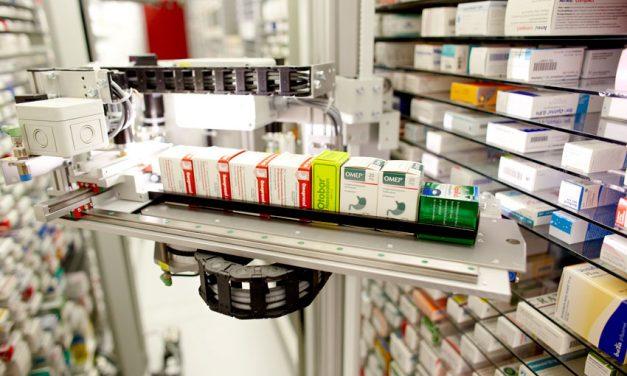 Legittimo per il CdS il diniego di contributi Inail in due casi di robotizzazione del magazzino farmacia