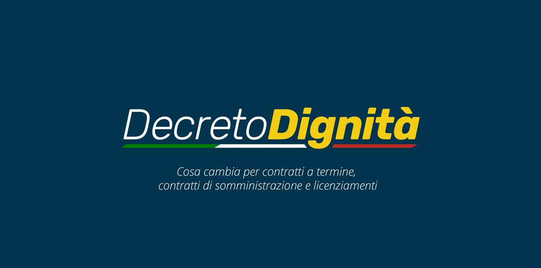 Convertito in legge il decreto dignità