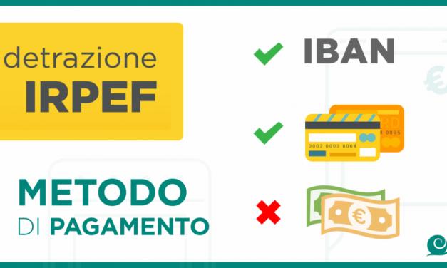 """Detrazioni Irpef per ristrutturazioni edilizie: come rimediare quando il bonifico resta """"muto"""""""