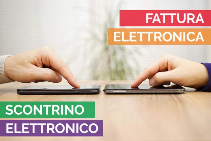 LA FATTURA PRECEDUTA DA SCONTRINO NELL'ERA DIGITALE