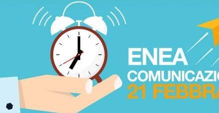 Attenzione: scade il 21 febbraio il termine per la comunicazione all'Enea degli interventi di ristrutturazione edilizia
