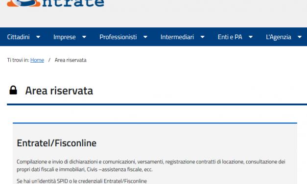 LA CONSULTAZIONE DELLE E-FATTURE DA PARTE DEL CLIENTE FINALE/PRIVATO CITTADINO