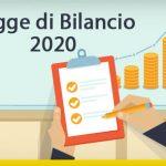 L'ANALISI DELLA LEGGE DI BILANCIO 2020  E DEL DECRETO COLLEGATO (quarta parte)