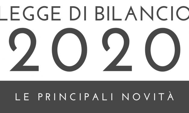 L'ANALISI DELLA LEGGE DI BILANCIO 2020  E DEL DECRETO COLLEGATO (prima parte)