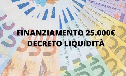 I 25.000 EURO ALLE PMI: OPPORTUNITÀ, CAUTELE E RISCHI IN AGGUATO