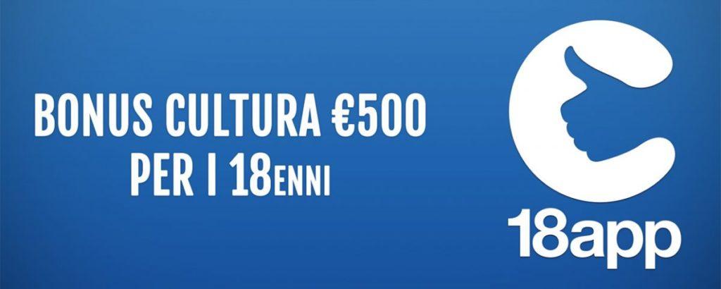BONUS CULTURA: COME OTTENERE I 500 EURO PER I NATI NEL 2001