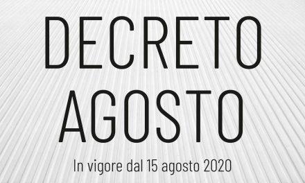 """SOSPENSIONE DEI CARICHI A RUOLO DA COVID-19: IL DECRETO """"AGOSTO"""" DISPONE UN'ULTERIORE PROROGA"""
