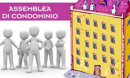 LE ASSEMBLEE CONDOMINIALI  IN TEMPO DI COVID-19