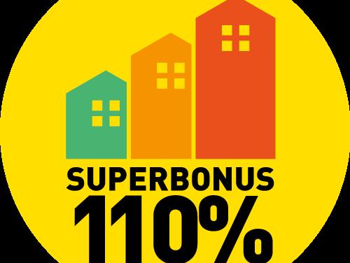 SUPERBONUS 110%: NON SPETTA PER INFISSI E VETRINE DEI NEGOZI