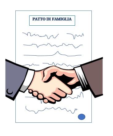 PATTO DI FAMIGLIA, LIQUIDAZIONI E REGIMI D'IMPOSTA APPLICABILI