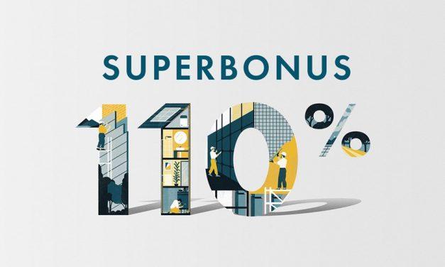 """PER USUFRUIRE DEL SUPERBONUS 110% IL BONIFICO DEVE ESSERE """"PARLANTE"""""""